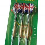 Sageti darts cu varful de plastic set 3 sageti darts 1 set