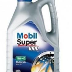 Ulei motor Total MOBIL SUPER 1000 X1 15W40 5L