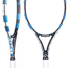 Pure Drive 2015 Racheta tenis de camp Babolat test 3, SemiPro, Adulti, Aluminiu/Grafit