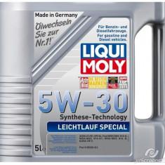 Ulei motor Aral Liqui Moly LEICHTLAUF SPECIAL 5W30 5L