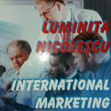 LUMINITA NICOLESCU - INTERNATIONAL MARKETING - Carte Marketing