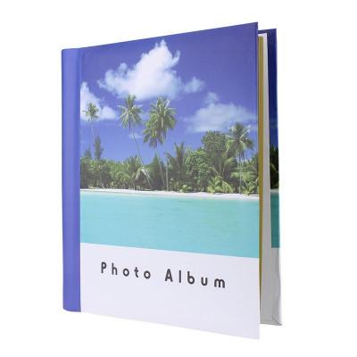 Album fotografii Summer Sunset, 40 pagini autoadezive, dimensiune 22.5x28 cm foto