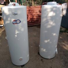 Vand 2 boilere de 150l, respectiv 140l.