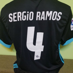 TRICOU SERGIO RAMOS REAL MADRID MARIMI XS, S, M, L, XL, XXL - Echipament fotbal, Tricou fotbal