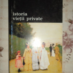 Istoria vietii private vol.8/301pag- G.Duby, P.Aries - Istorie