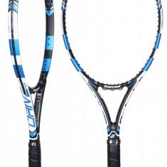 Pure Drive Tour 2015 Racheta tenis de camp Babolat L4, SemiPro, Adulti, Aluminiu/Grafit