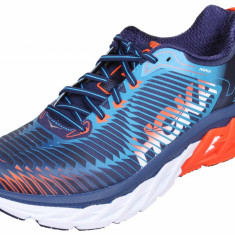 Arahi Men's Running Shoes albastru-portocaliu UK 9, 5 - Incaltaminte atletism