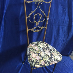 scaun bronz