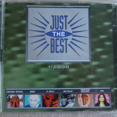 JUST THE BEST 1/2000 - 2 C D Originale ca NOI - Muzica Dance sony music