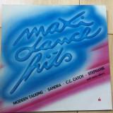 Maxi Dance Hits various disc vinyl lp muzica pop vest germany 1986 hit anii 80