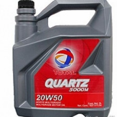Ulei motor TOTAL QUARTZ 5000 20W50 4L