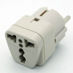 OEM ADAPTOR PRIZA UK LA CEE 7/7