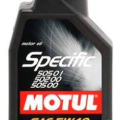 Ulei motor Motul SPECIFIC VW 505 01 5W40 5L