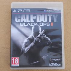 Joc original Call of duty Black ops 2 playstation 3 PS3 - Jocuri PS3 Activision, 18+