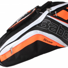 Team Line x3 2017 Racket Bag rosu, Babolat