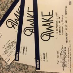 Bilete festival Awake - Bilet concert