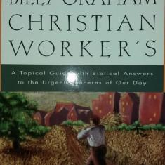 BILLY GRAHAM - CHRISTIAN WORKER'S HANDBOOK