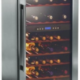 Racitor de vinuri Candy HWC2536DL, capacitate neta 230 L