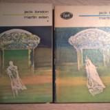Jack London - Martin Eden (2 vol.), (Editura Minerva, 1976) - Roman