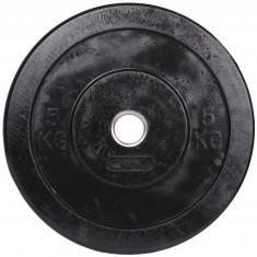 Bumper Disc olimpic, cauciuc 15 kg