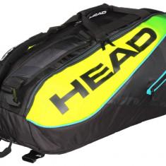 Extreme 12R Monstercombi 2018 Racket Bag - Geanta tenis Head