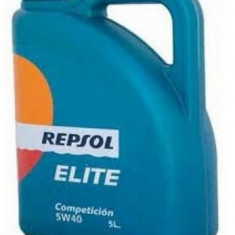 Ulei motor Elf REPSOL ELITE COMPETICION 5W40 4L