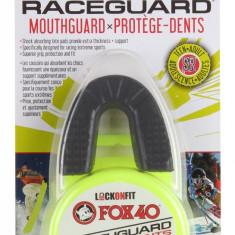 Fox40 Raceguard Protectie dantura negru adult - Accesorii box