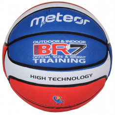 BR7 FIBA Minge baschet Meteor n. 7, Marime: 7