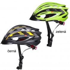 HB27 Casca ciclism negru M - Echipament Ciclism