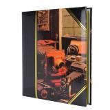 Album fotografii Retro Studio, 100 pagini autoadezive 23x28 cm