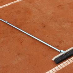 Perie linii teren tenis Arenga cu maner telescopic