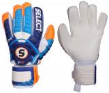 34 Protec Manusi portar fotbal albastru-alb 8, Select