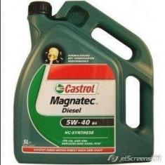 Ulei motor Elf CASTROL MAGNATEC DIESEL B4 DPF 5W40 4L