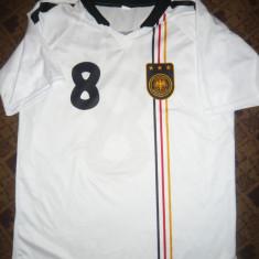 Tricou al Echipei Nationale a Germaniei, marimea L, Jucator Ozil - Tricou echipa fotbal, Marime: L, Culoare: Alb