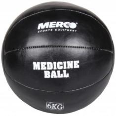Minge medicinala piele neagra piele naturala, fabricata manual 4 kg - Minge Fitness Merco