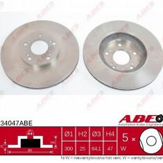 Disc frana Honda Accord VIII-02.03 - Discuri frana FERODO