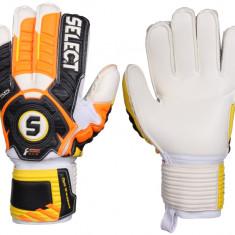 55 Extra Force Grip Manusi portar fotbal negru-portocaliu 10, 5 - Echipament portar fotbal