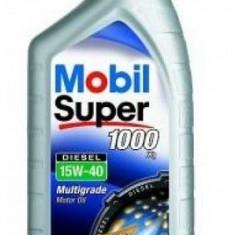 Ulei motor Total MOBIL SUPER 1000 X1 15W40 L, 1 L
