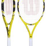 Pro Lite 100 2017 tennis racket L3 - Racheta tenis de camp Wilson