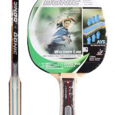 Waldner 400 Paleta tenis de masa - Paleta ping pong Donic