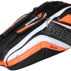 Team Line x6 2017 Racket Bag rosu - Geanta tenis Babolat