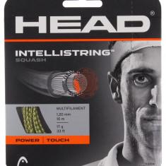 Intellistring Racordaj squash 10m galben-negreu 1,30