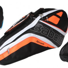 Team Line x3 2017 Racket Bag albastru, Babolat