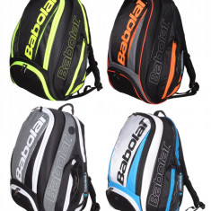 Pure Line Backpack 2017 Sports Bag galben - Geanta tenis Babolat
