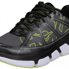 Infinite Men's Running Shoes gri-galben UK 8
