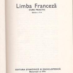 MARCEL SARAS, MIHAI STEFANESCU - LIMBA FRANCEZA CURS PRACTIC VOLUMUL 1 - Curs Limba Franceza