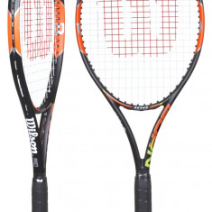 Burn 100 2015 Racheta tenis de camp Wilson L4