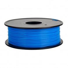 Filament pentru Imprimanta 3D 1.75 mm PLA 1 kg - Albastru