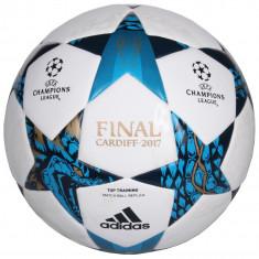 Finale Cardiff Top Training Soccer Ball n. 4 - Minge fotbal Adidas, Champions League, Marime: 4