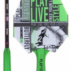 Free Your Lifestyle Table Tennis Paddle - Paleta ping pong Butterfly